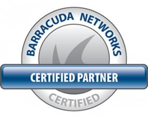 Barracuda Netowrks Certified Partner